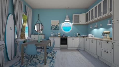 nautical kitchen - by wholesnac