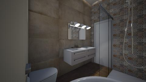 Bokanyi Brigitta - Modern - Bathroom - by Brigi1967