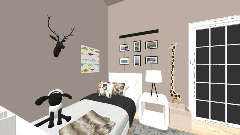 brownnie - Rustic - Kids room - by blingirl