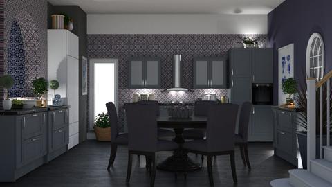 Kitchen - by KKTO