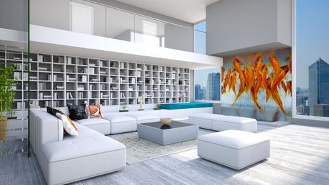 Riusuke Fukahori - Living room - by Lizzy0715