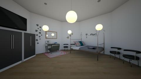 bedroom - by ce_xupiguay05