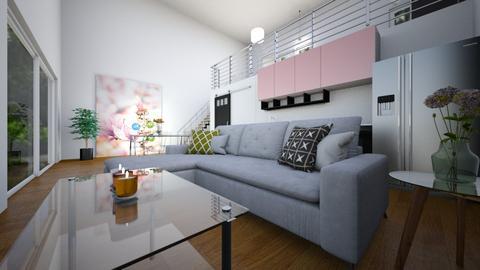 Loft 2 - Modern - Living room - by vanwyk000