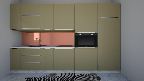 HI - Kitchen - by CattyDavid