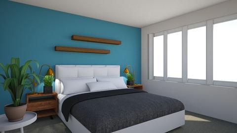 Master - Bedroom - by Nenzje
