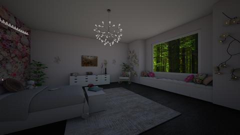 My Little Girls Room - Modern - Bedroom - by FabulousGirl35