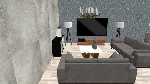 MI CASA - Modern - Living room - by armando cisneros