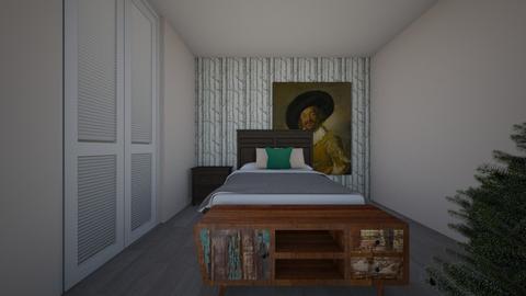 Trampoline Room - Bedroom - by lawlorc