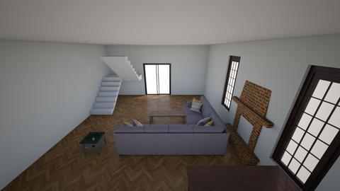 1 - Living room - by MichalPacholczak