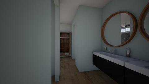 Anderson - Bathroom - by Farmtomodern