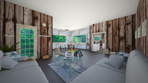 Living room - Living room - by Tessa Feikens
