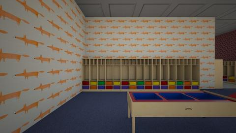 fun room - Kids room - by maslow