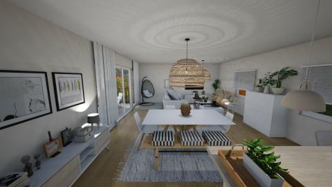 Apartment Redecoration - by sohaner_agus
