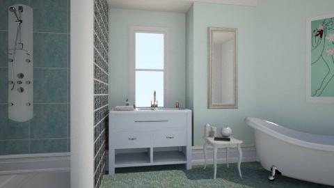 bathroom - Bathroom - by fairydust774