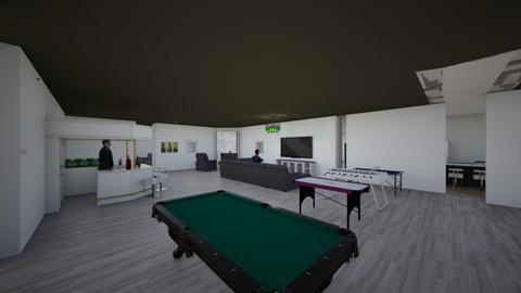 Art Room Project - Modern - by DREW17