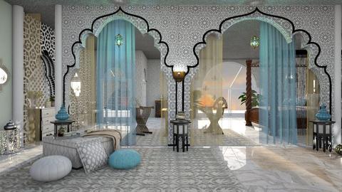 Eastern lights - by marocco