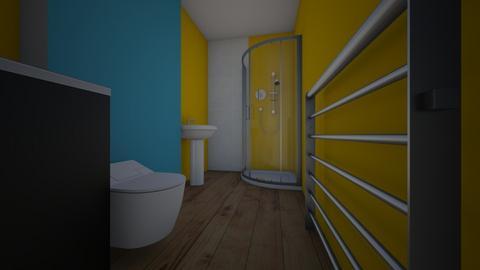 Kopalnica 2019 - Bathroom - by ljubom