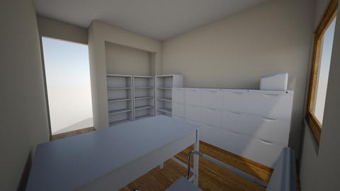 Office Filing Room - Office - by mandeyejiasi