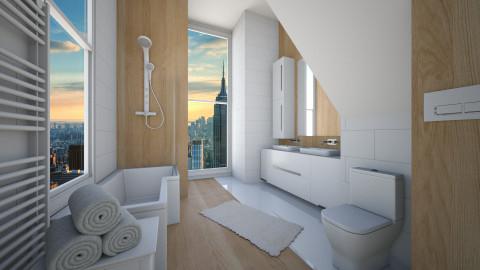 bmu - Bathroom - by Senia N