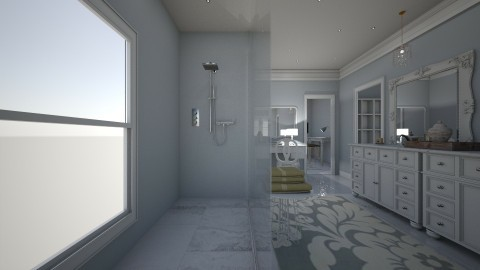 Master Bedroom and Bath - Bathroom - by RPetriello