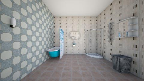 bathroom2 - Bathroom - by Buse Karasu