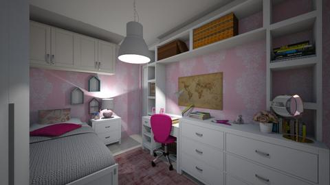 ALEJHS 1 - Kids room - by matina1976