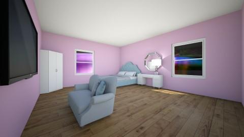 bright room - Bedroom - by Tiannab24