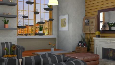 Pub corner - Modern - by The quiet designer