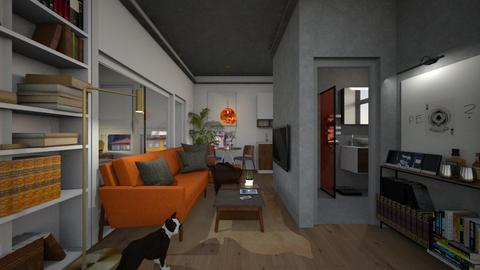 Casa379 - Eclectic - Living room - by nickynunes