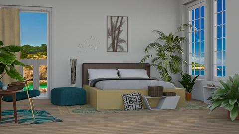 Ibiza Hotel - Modern - Bedroom - by millerfam
