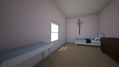 Rooom - Bedroom - by cascoka