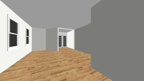 My house number 1 - by Nastya Rosmet