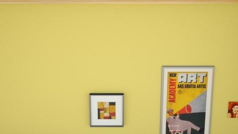 Boho Retro 4 - Retro - Living room - by bibiboo