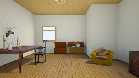 Tuba 3 - Living room - by joonatan