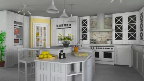 The Big Classic - Classic - Kitchen - by Bibiche