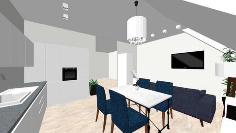 A - Living room - by adrikov10