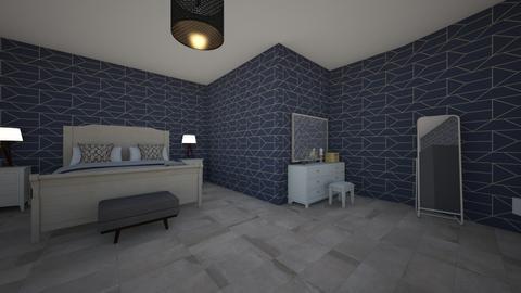 Reyad - Bedroom - by nada hussien123