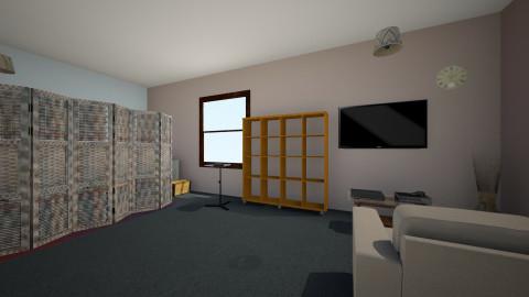 Chambre, bureau... - by smyllex