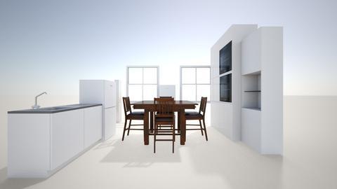 break room - Kitchen - by jfaunt