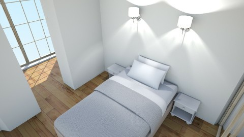 agniuska - Bedroom - by Agniuska