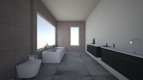 rens  - Modern - Bathroom - by Nina van vliet