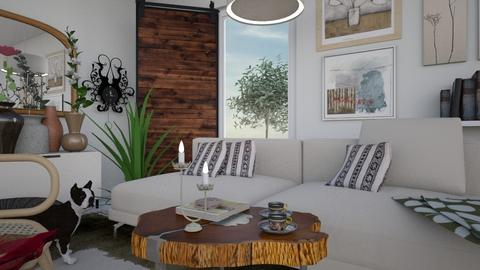 Natural1 - Living room - by tiffanysblues