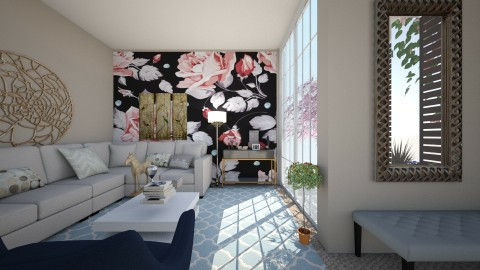 l - Living room - by Alice Aguiar