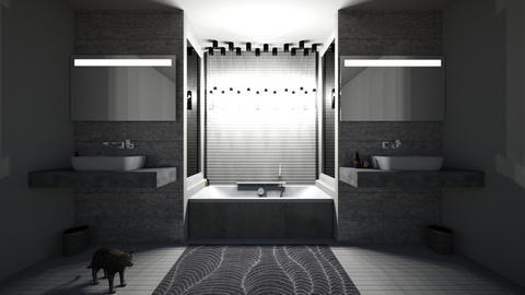 MC Bathroom - Bathroom - by amyskouson