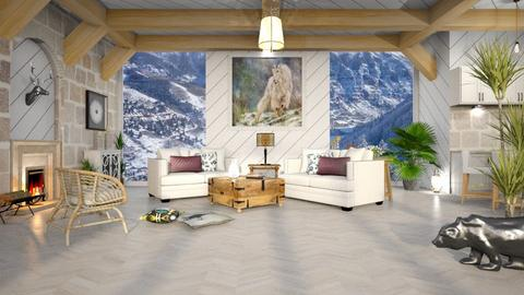 Aspen Chalet Template - by Bren123