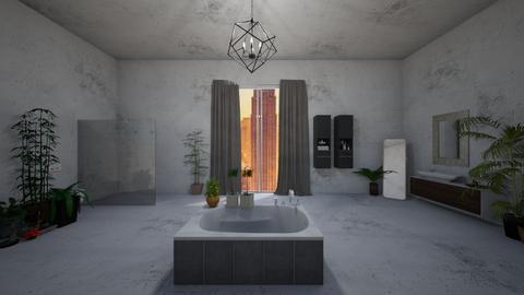 Bathroom - Classic - Bathroom - by Homestyler2020