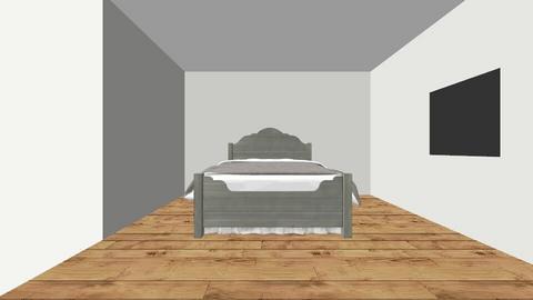 part 1 - Bedroom - by emilybrmly