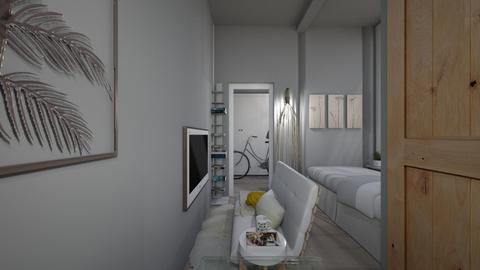 Casa153LivingArea - Retro - Living room - by nickynunes