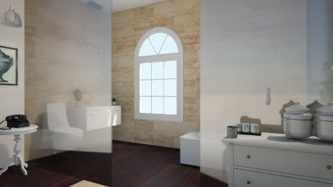 bathroom en suite  - by jana krstic