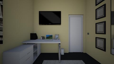 MAX  - Bedroom - by YULIAS